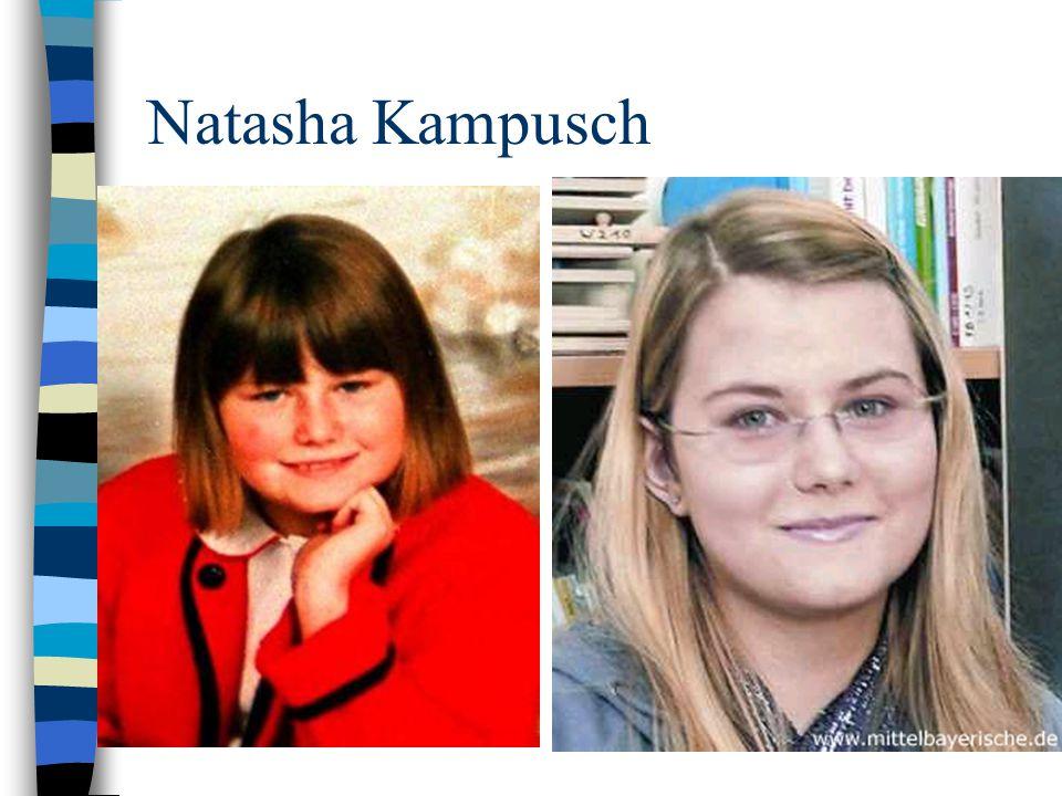 Natasha Kampusch