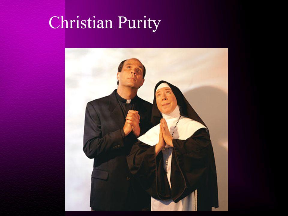 Christian Purity