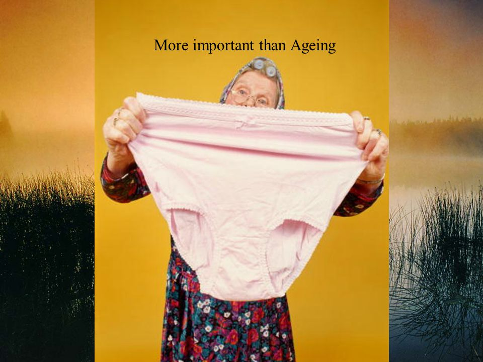 More important than Ageing