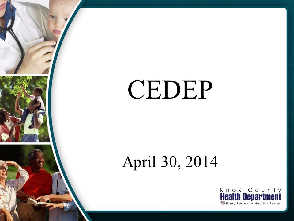 CEDEP April 30, 2014