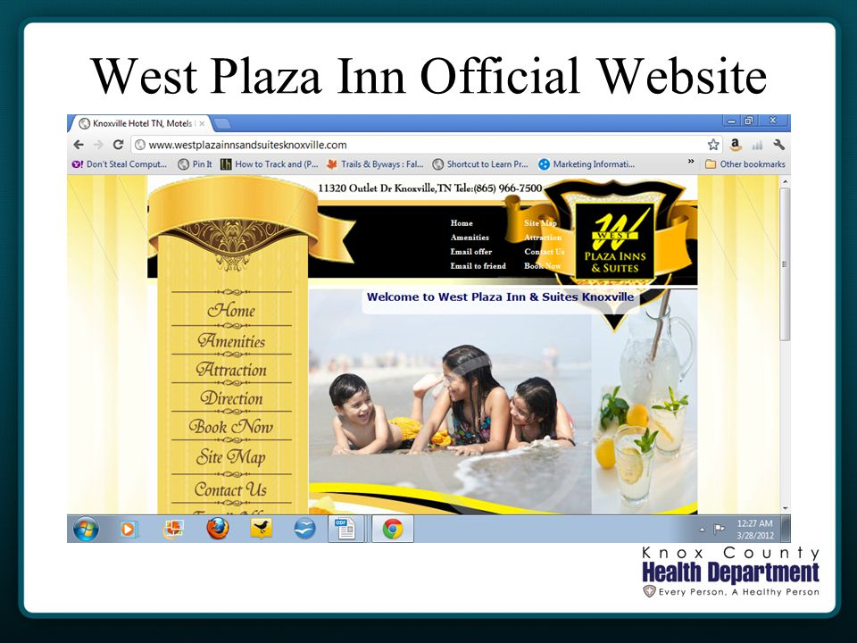 West Plaza Inn Official Website
