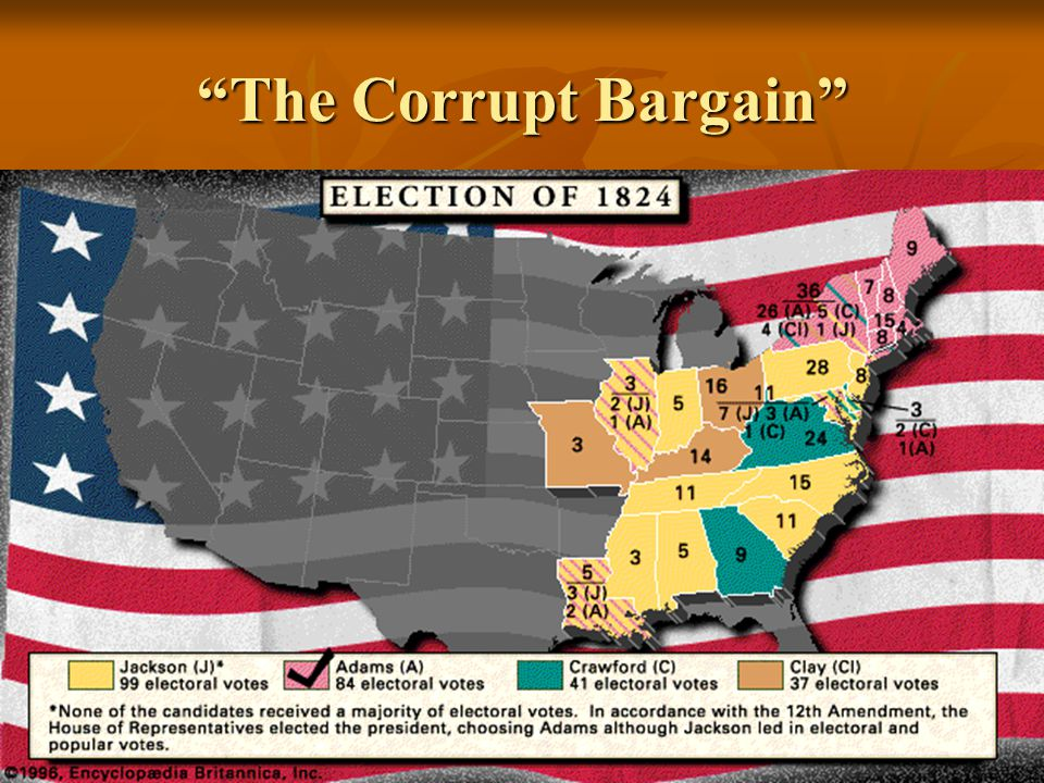 The Corrupt Bargain