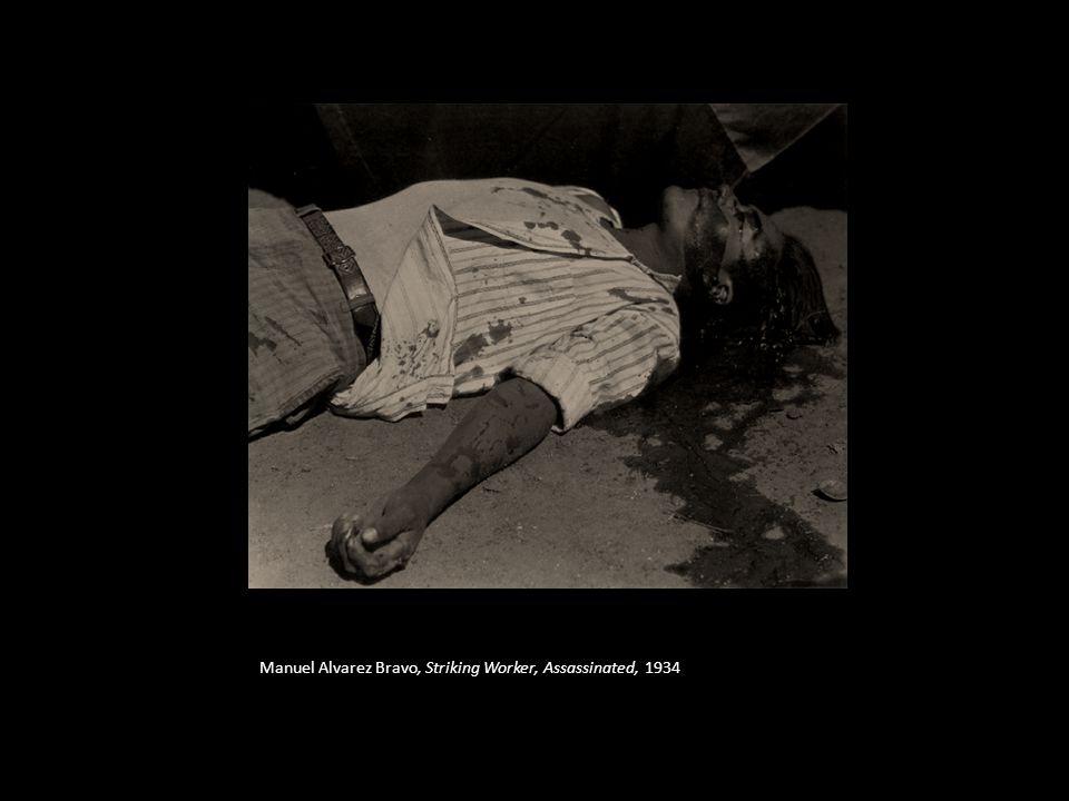Manuel Alvarez Bravo, The Good Reputation Sleeping, 1938