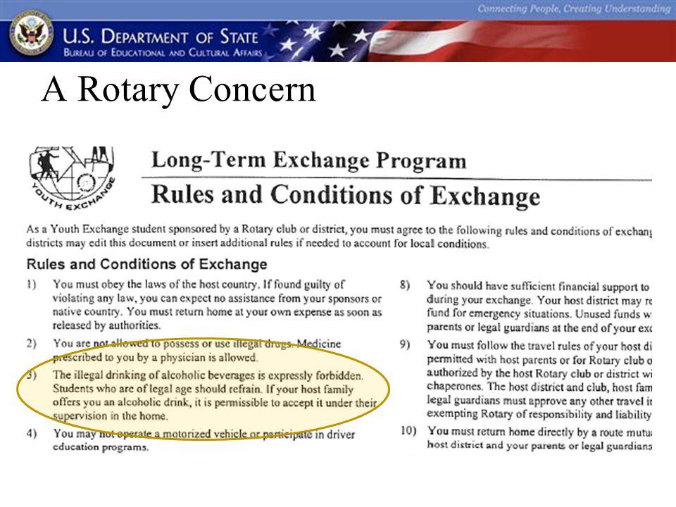 A Rotary Concern