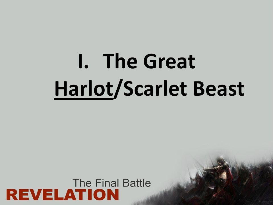I.The Great Harlot/Scarlet Beast