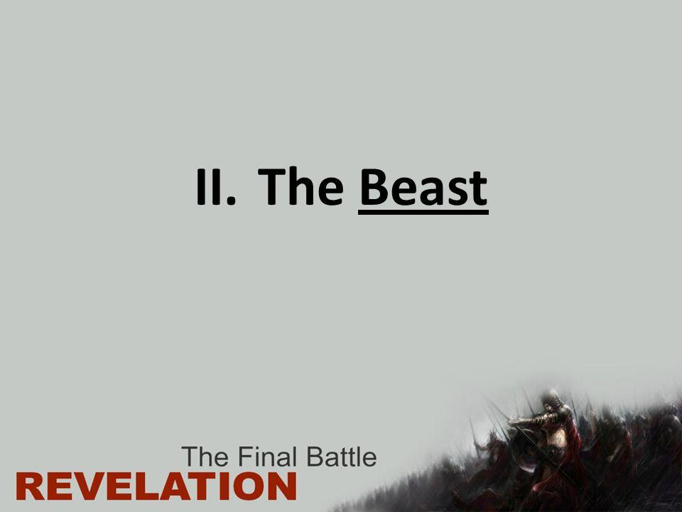 II.The Beast