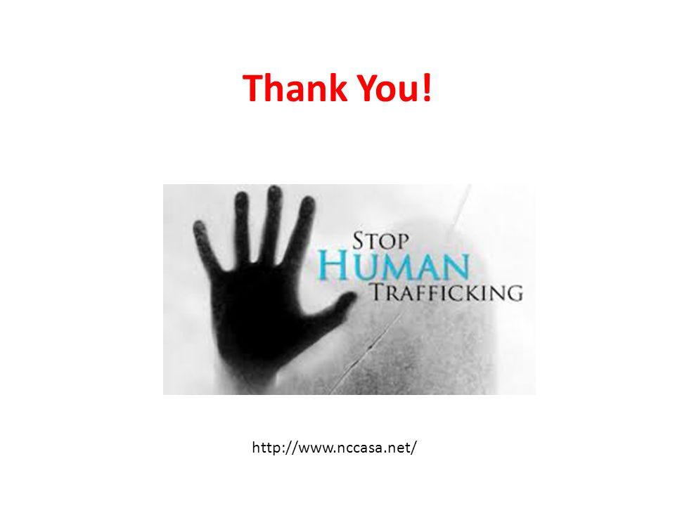 Thank You! http://www.nccasa.net/