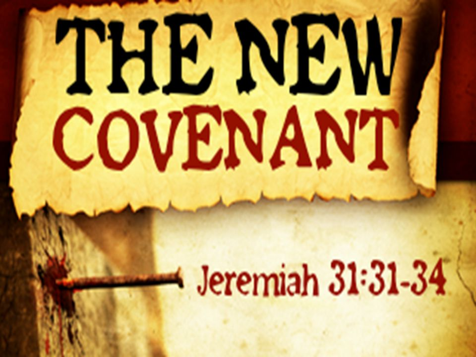 Covenant- (To Bind) a binding relationship between two parties in which each pledge to perform some service for the other.