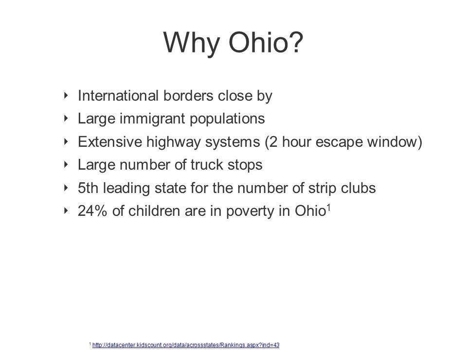 Why Ohio.