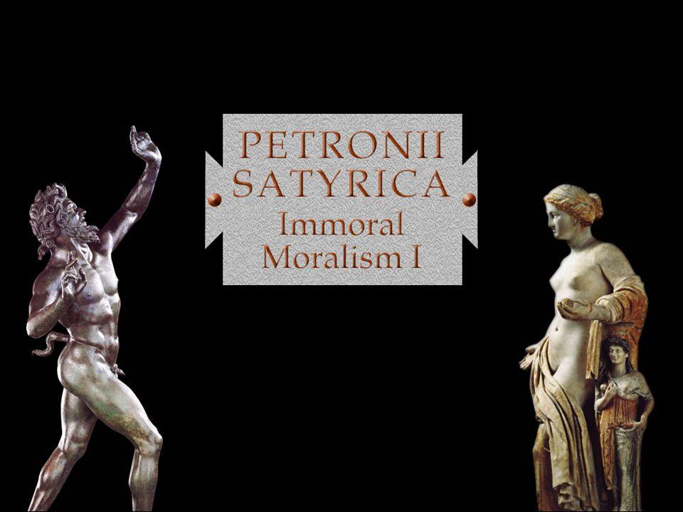Petronius and Nero Nero (Nero Claudius Caesar) r.