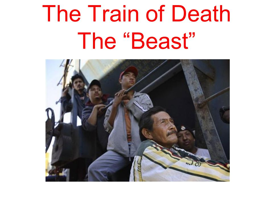 The Train of Death The Beast