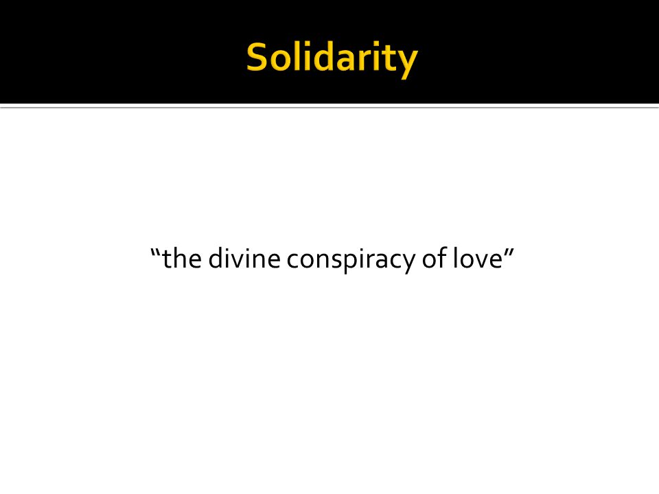 """""""the divine conspiracy of love"""""""