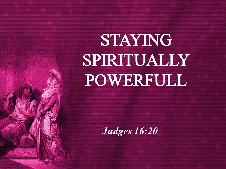Judges 16:20