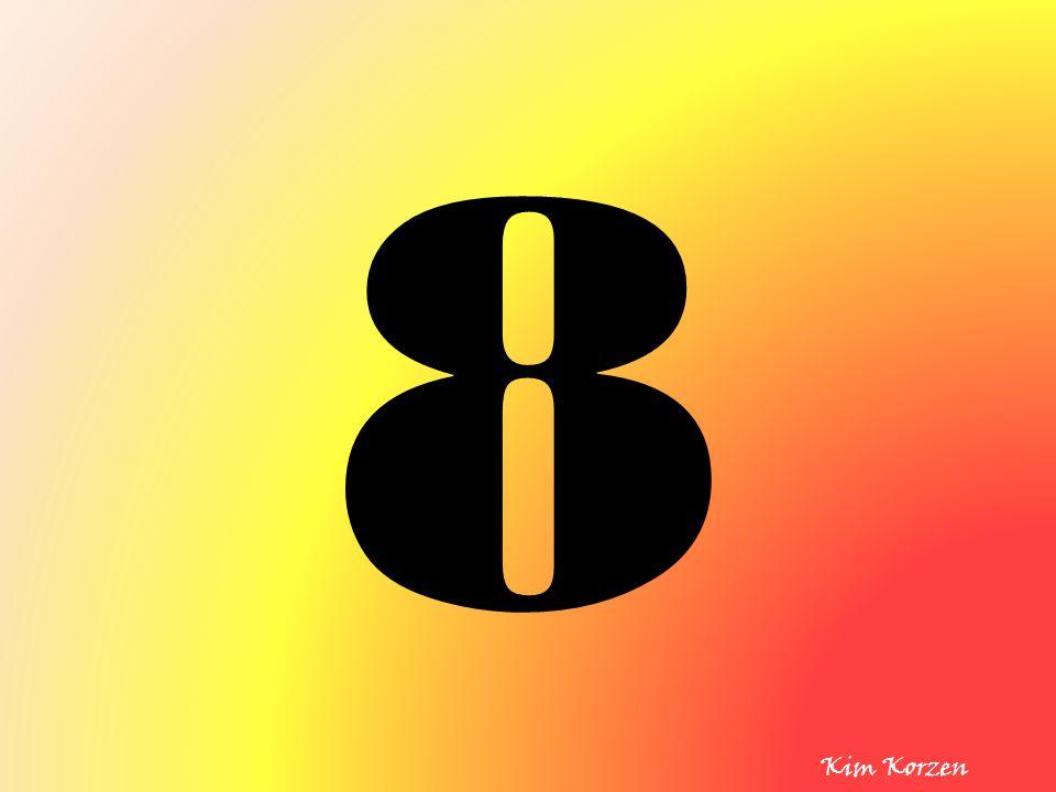 8 Kim Korzen