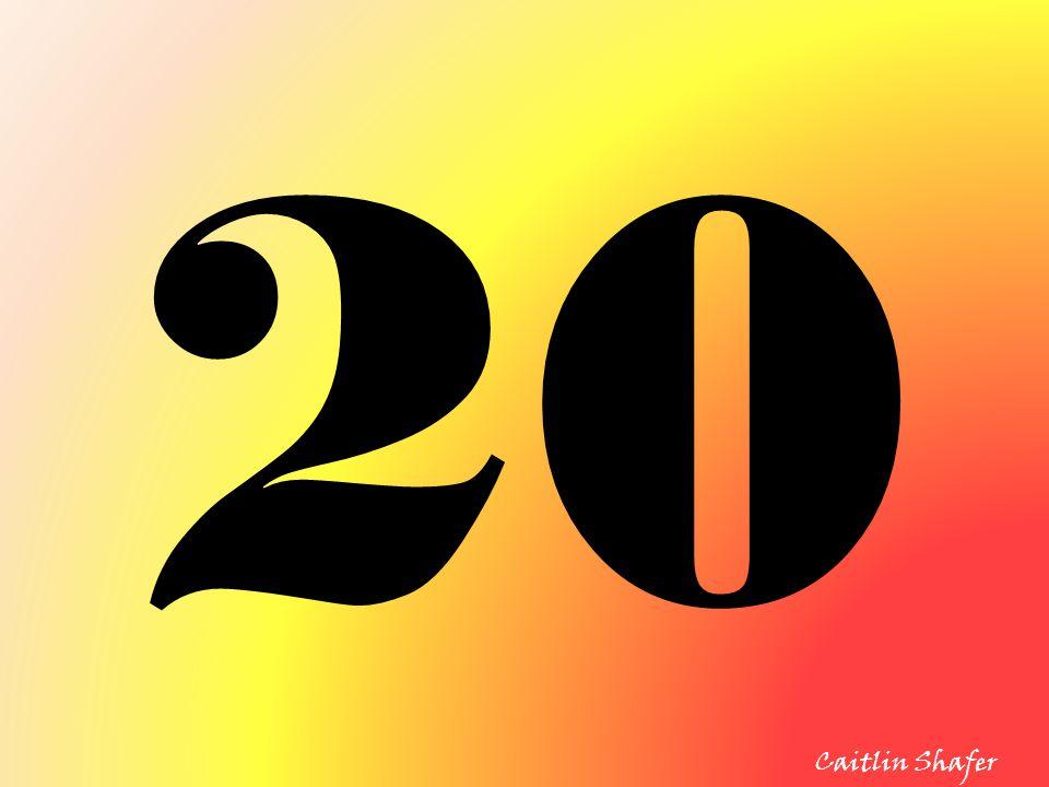 20 Caitlin Shafer