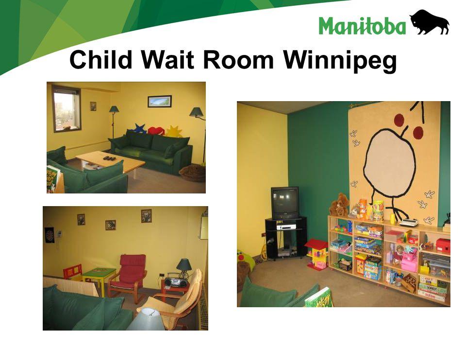 Child Wait Room Winnipeg