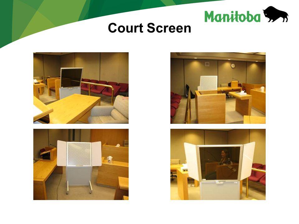 Court Screen