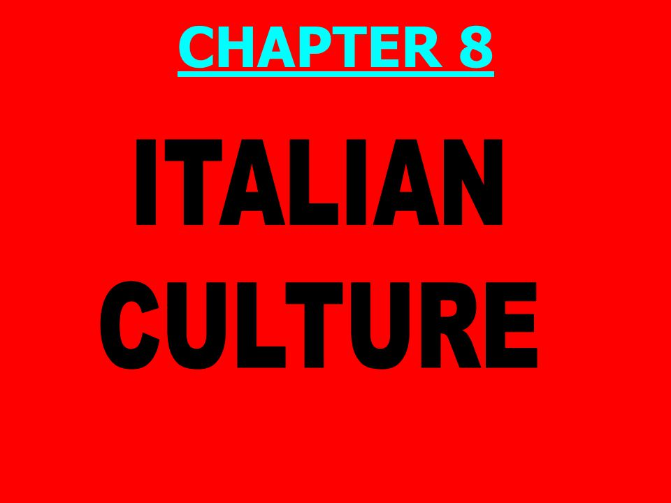 Italians are big on dietrologia (conspiracy theories)