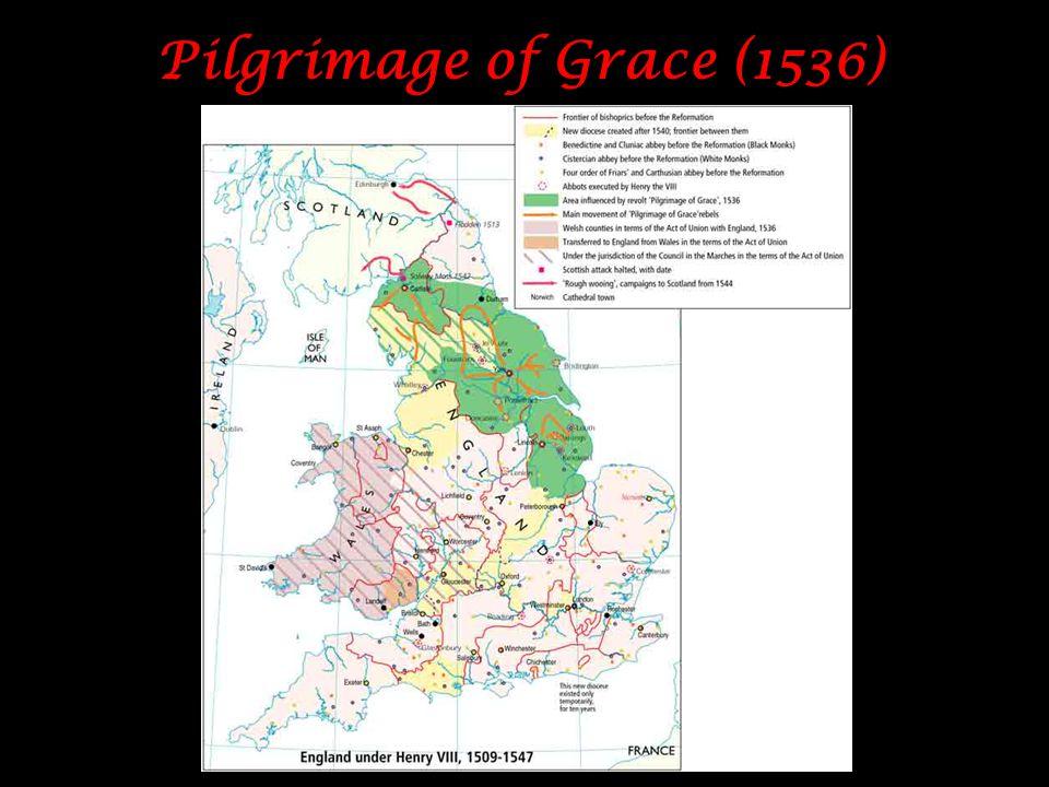 Pilgrimage of Grace (1536)