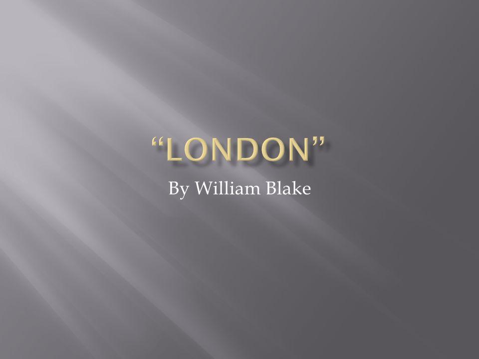 By William Blake