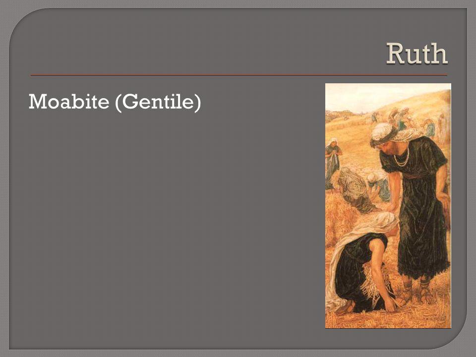 Moabite (Gentile)
