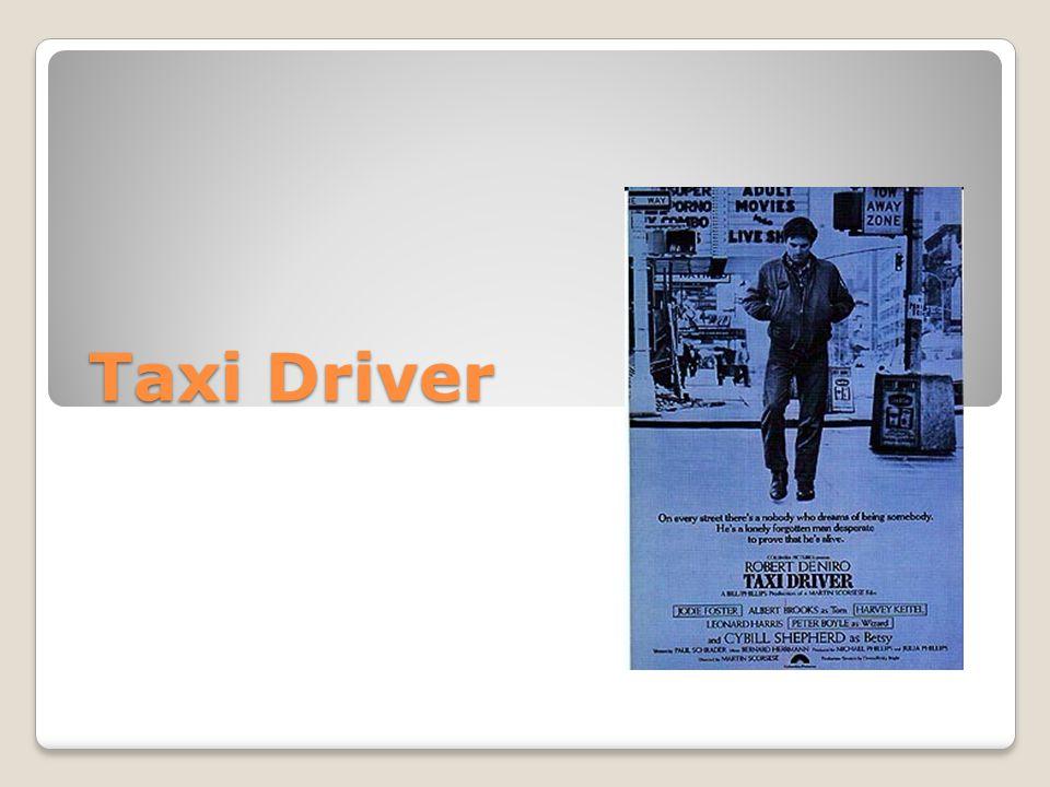 Taxi Driver Yuta esaka