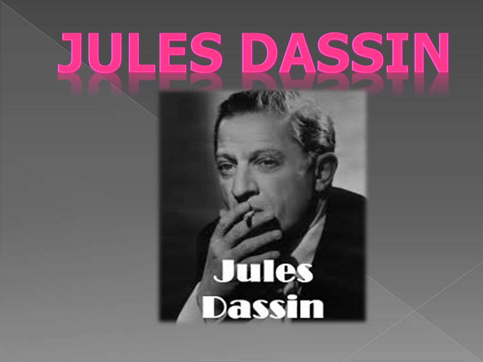  Jules Dassin was born Julius Dassin, December 18th, 1911 in Middletown, Connecticut, and died March 31, 2008 in Athens, Greece.