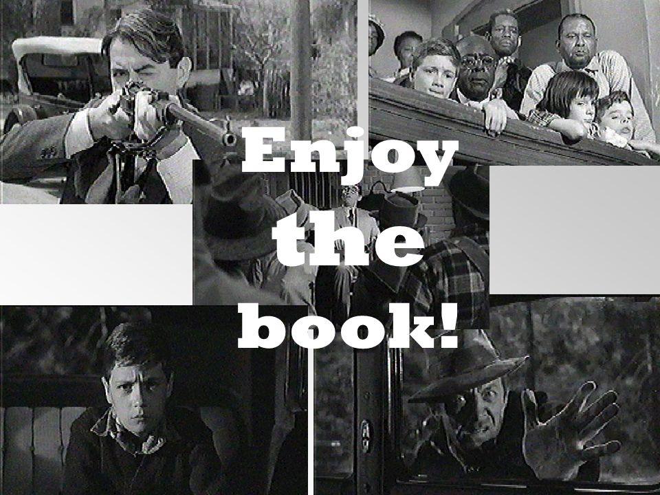 Enjoy the book!