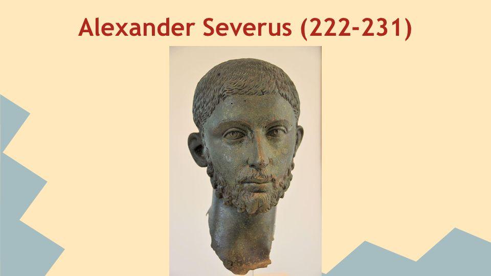 Alexander Severus (222-231)