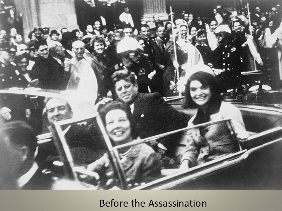 Before the Assassination