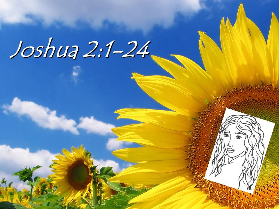 Joshua 2:1-24