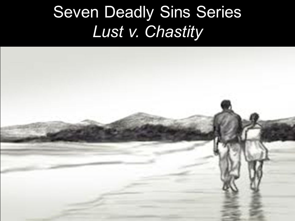 Seven Deadly Sins Series Lust v. Chastity