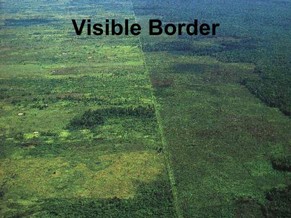 Visible Border