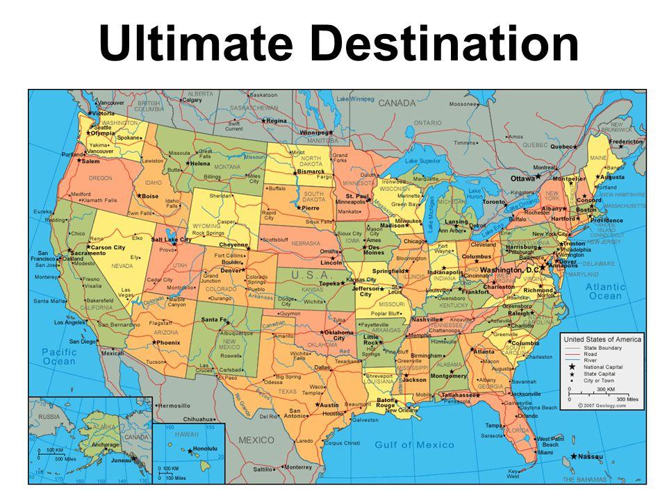 Ultimate Destination