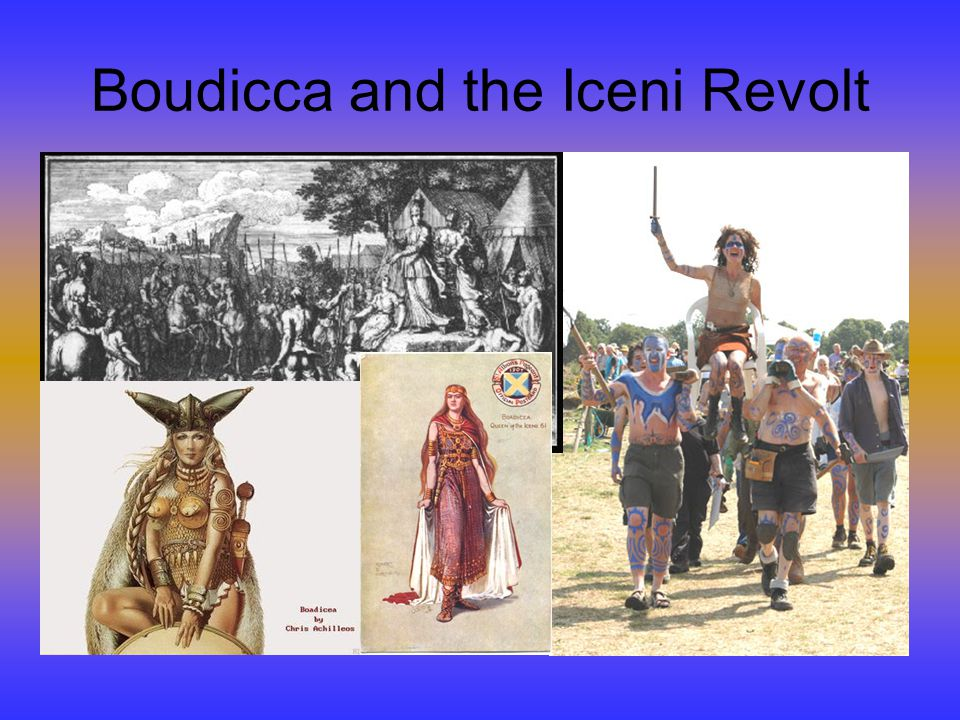 Boudicca and the Iceni Revolt