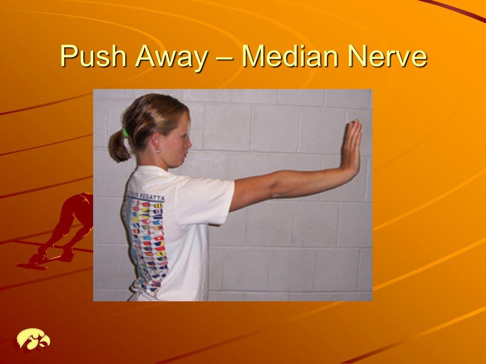 Push Away – Median Nerve