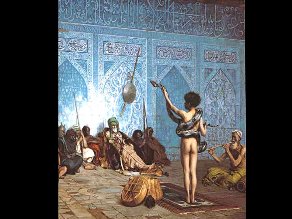 Edward Said: Orientalism  Because the tendency is right at the center of Orientalist theory, practice, and values found in the West, the sense of Western power over the Orient is taken for granted as having the status of scientific truth.