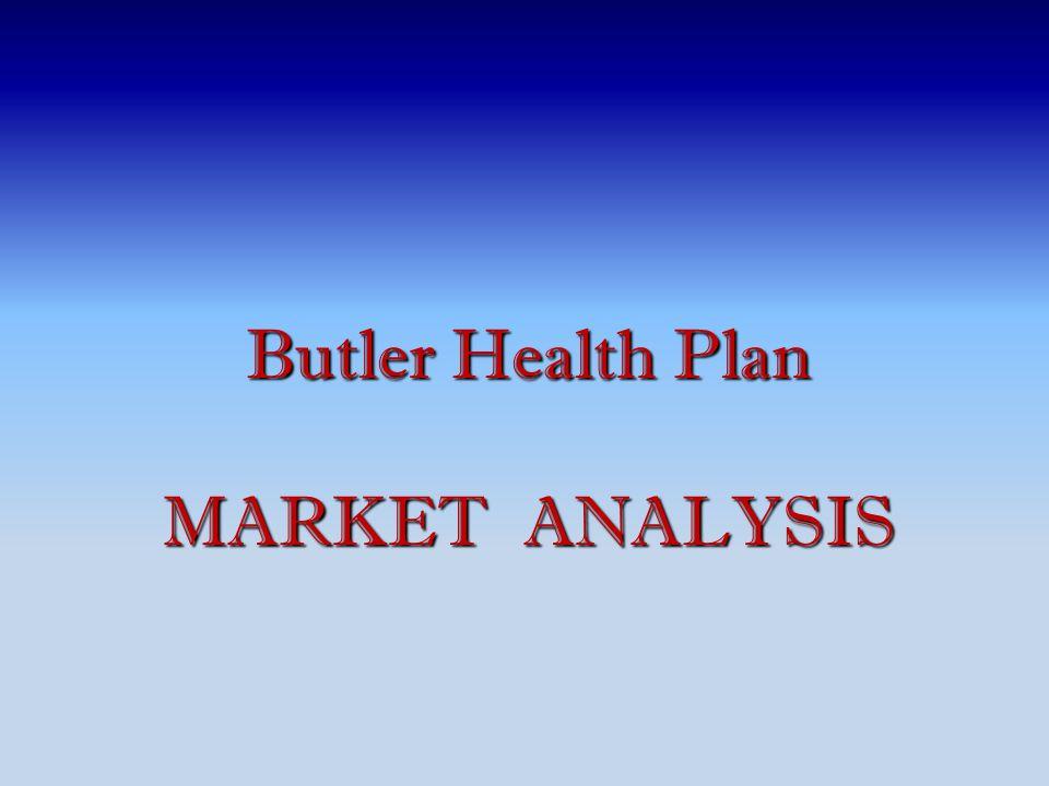 Butler Health Plan MARKET ANALYSIS