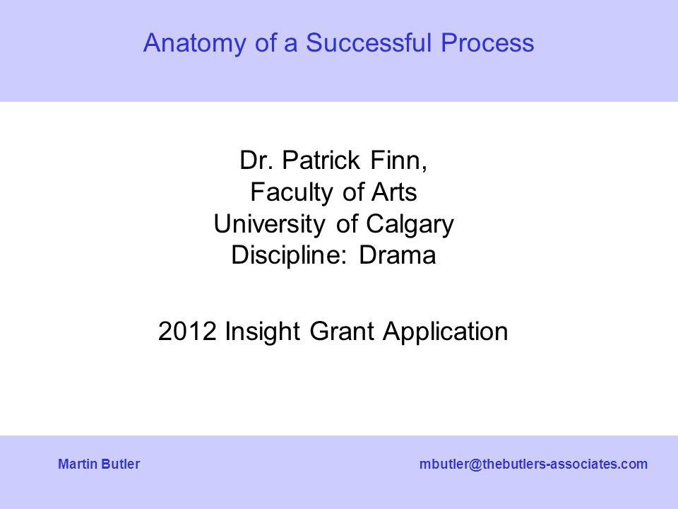 mbutler@thebutlers-associates.comMartin Butler Dr.