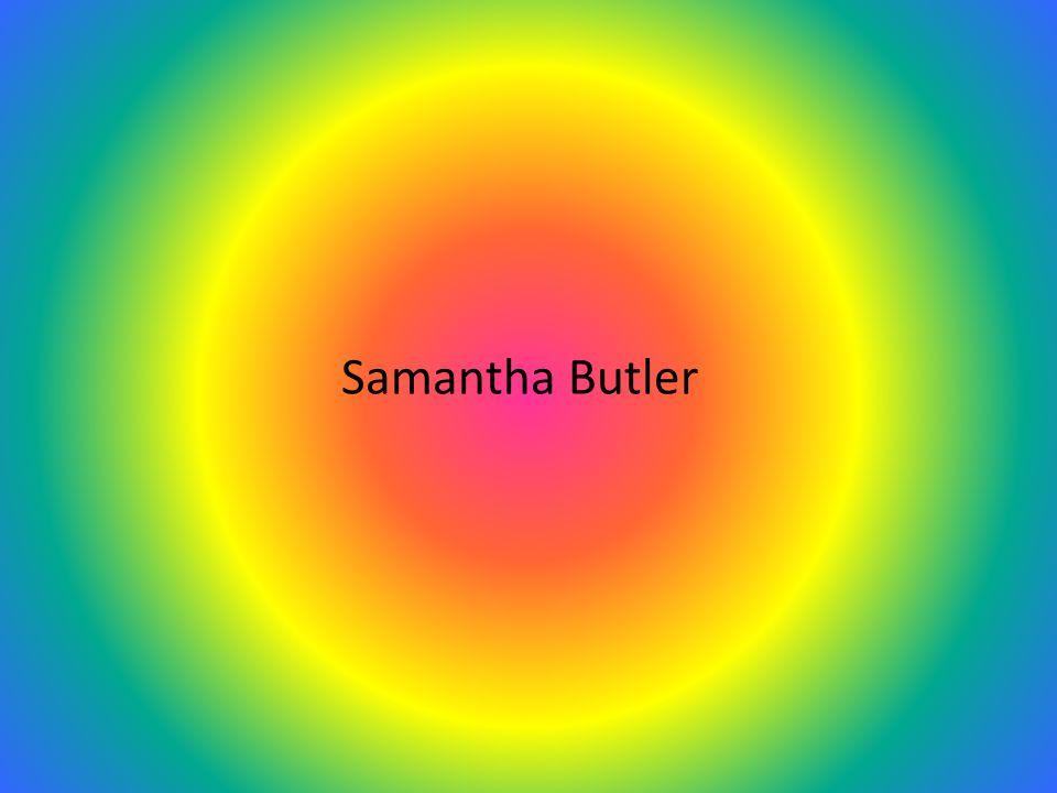 Samantha Butler