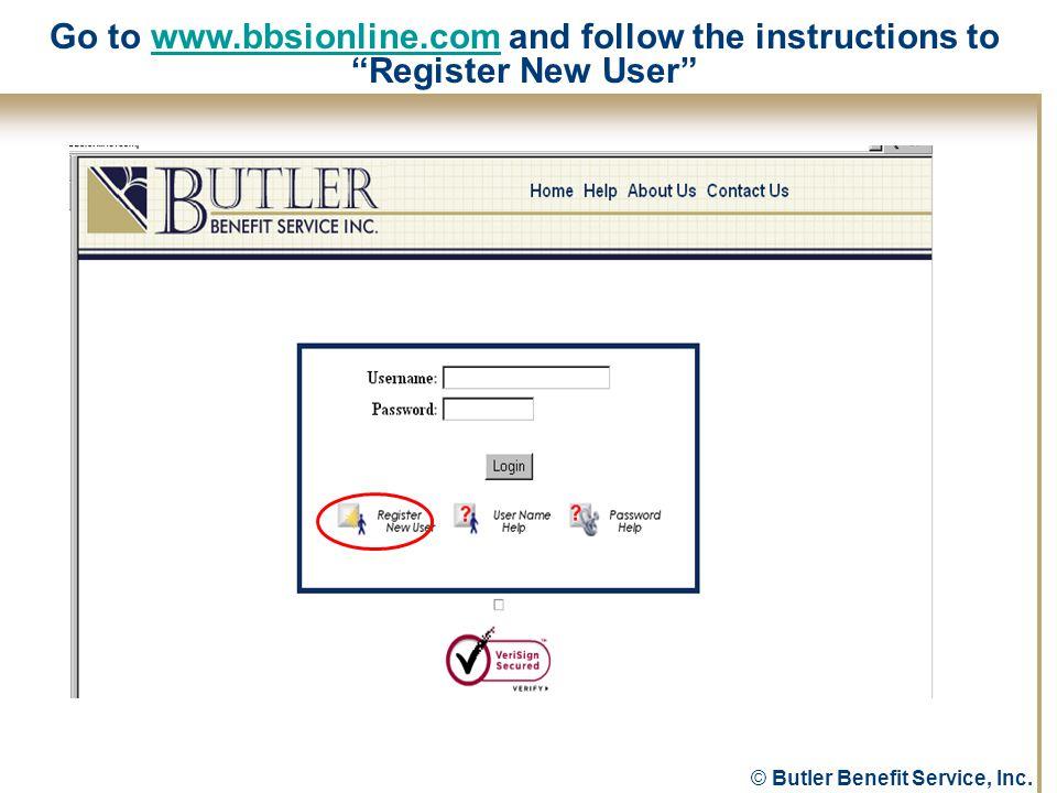 © Butler Benefit Service, Inc.