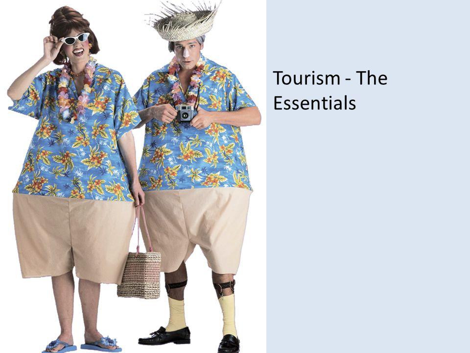 Tourism - The Essentials