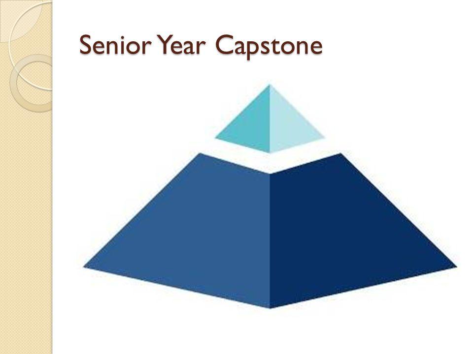 Senior Year Capstone