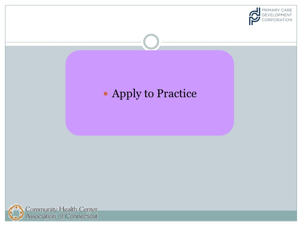 Apply to Practice