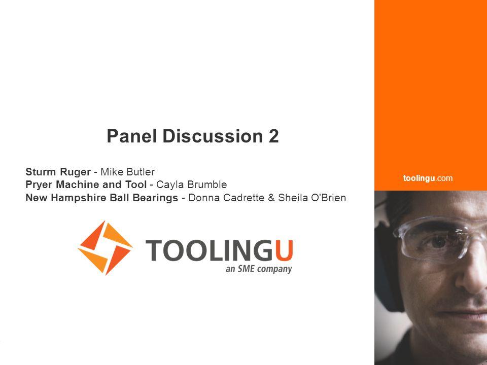 toolingu.com.) Sturm, Ruger & Co., Inc.