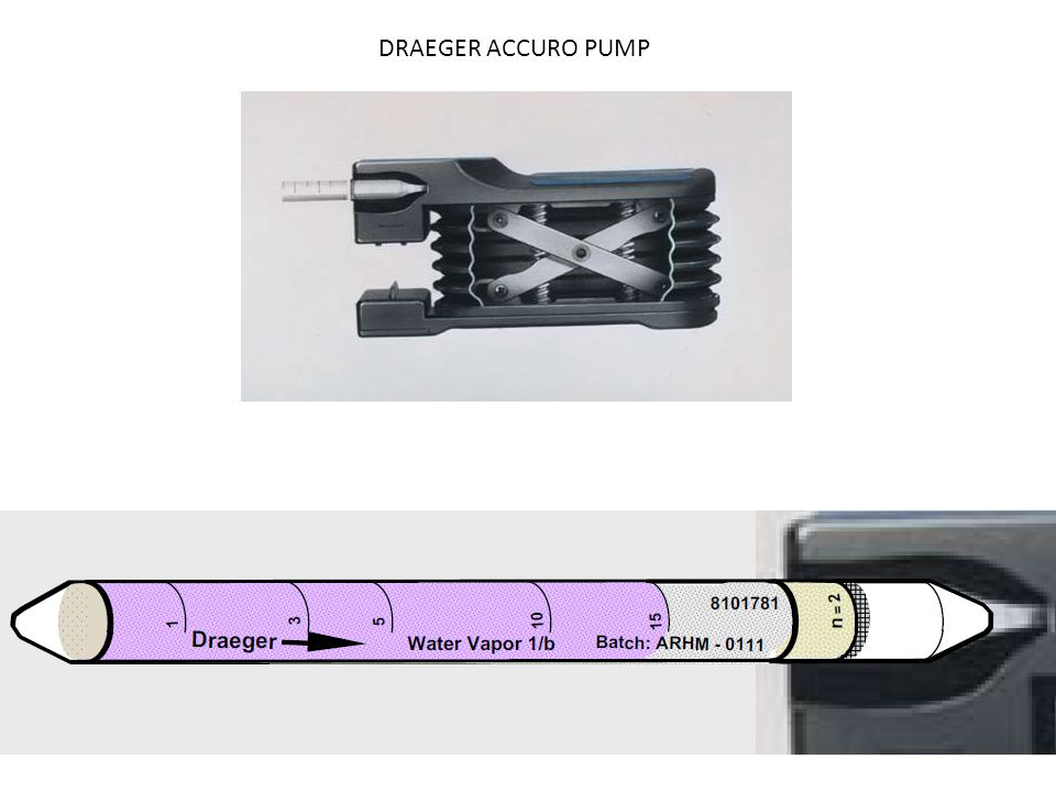 DRAEGER ACCURO PUMP