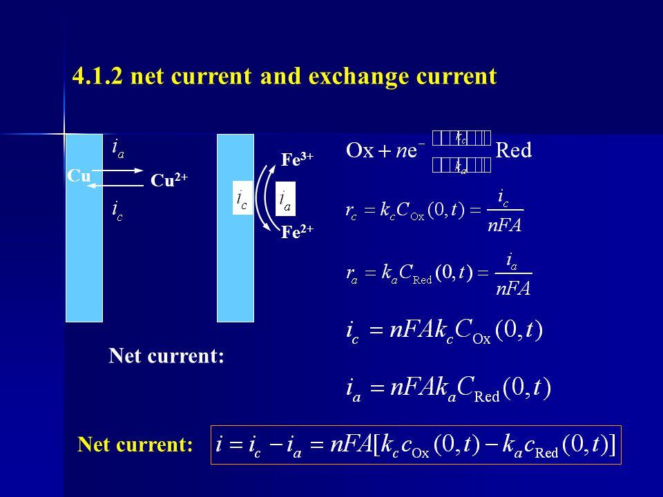 At equilibrium Nernst equation Theoretical deduction of Nernst equation from Mater equation