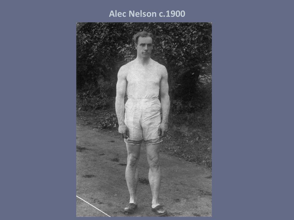 Alec Nelson c.1900