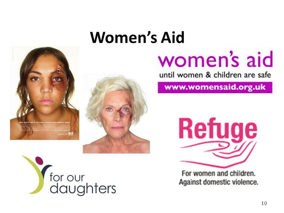 Women's Aid 10