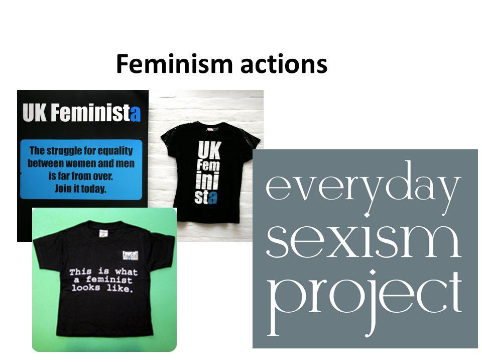 Feminism actions 14